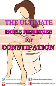 Simple but powerful home remedies for constipation