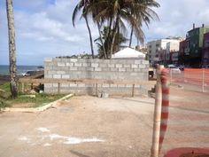 Blog do Rio Vermelho, a voz do bairro: A pressão funcionou e o trambolho foi para a chão