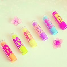 (love having Baby lips)