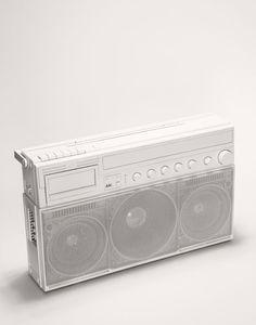 white   boombox / by Cody Hamilton