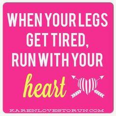 The Last Long Run #runner #running #motivation #inspiration #runwithyourheart