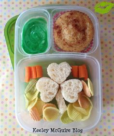 """Keeley McGuire: Lunch Made Easy: """"If you are lucky enough to be Irish, then you…"""