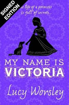 My Name is Victoria: Signed Edition (Paperback)