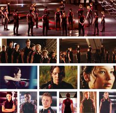 """""""There's twenty-four of us Gale, and only one comes out."""" -Katniss Everdeen"""