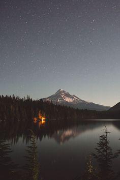 Nature + Landscape Photography Inspiration · Beautiful Moody Nature · Starry Sky