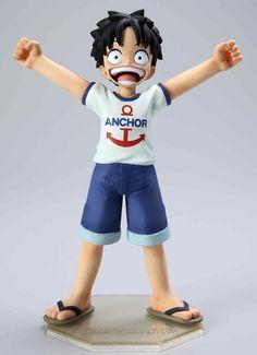 One Piece Portrait of Pirates MILD CB-1 Series MONKEY D. LUFFY