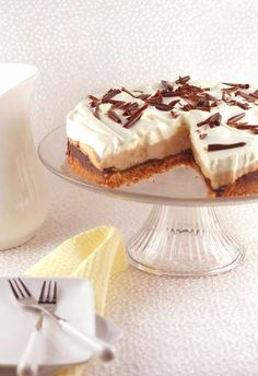 Gluten Free Peanut Butter Chocolate Pie Recipe