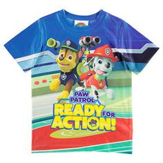 Ryder Paw Patrol Characters Holiday Kids Unisex Top Birthday Gift T-Shirt 180