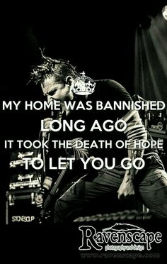 """Snuff - Slipknot. Too bad whoever made this spelled """"banished"""" wrong. :-/"""