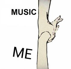 Music Saved My Life they're where times where music helped keep me sane..... or at least glue the pieces together enough i didn't shatter.