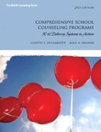 New at the Sherrod Library:: Comprehensive School Counseling Programs: K-12 Delivery Systems in Action by Colette T. Dollarhide, Kelli A. Saginak. ETSU Sherrod Books (3rd Floor):: LB1027.5.D55 2012
