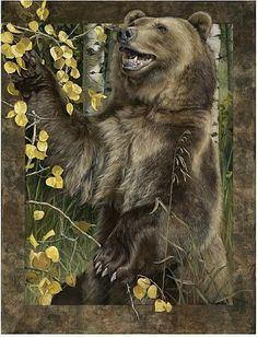 Brown Bear...Val Warner
