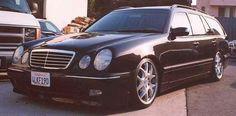 2001 Mercedes Benz E55 AMG Estate
