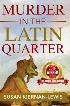 Murder in the Latin Quarter (The Maggie Newberry Mystery Series) #Free #Kindle #books