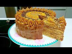 TORTA PANQUEQUE MANJAR CREMA LUCUMA / Silvana Cocina - YouTube Youtube, Desserts, Cakes, Pancake Cake, Pancakes, Yummy Cakes, Ice Cream, Dessert Food, Cooking