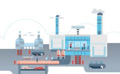 Illustrations by The Design Surgery for IBM