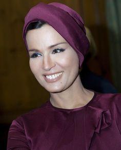 Esta Jequesa árabe rompe todos los estereotipos de la mujer oriental