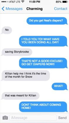 Hahaha I Love How i made this Once Upon A Time- Storybrooke-