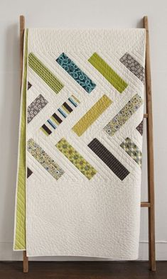"Denyse Schmidt's ""Here and There"" pattern"