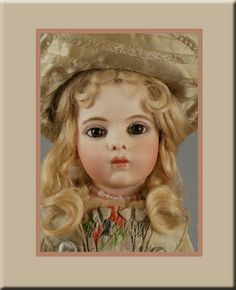 Carmel Doll Shop -French Bebes-Bru Jeune 4