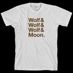 Three Wolf Moon 3p!c win