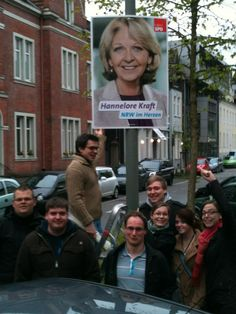 Die Jusos in Herne ( NRW )