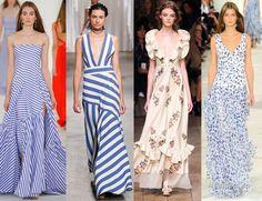 Мода и стиль: Модные тенденции весна-лето 2016