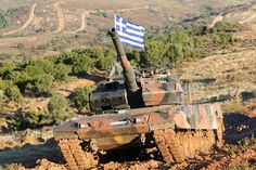 Greek Leopard 2A6HEL