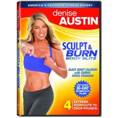 Work out with Denise Austin!