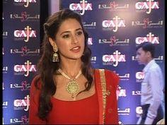 Nargis Fakhri STUNNING GORGEOUS in red chudidar.