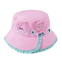 Girls Peppa Pig Hat - Kids Clothes - Boots Peppa Pig 0b8c01beb16c