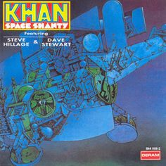 Khan - Space Shantz