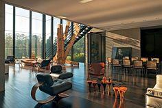 Casa Curitiba (Foto: Alan Weintraub / Arcaid Images )
