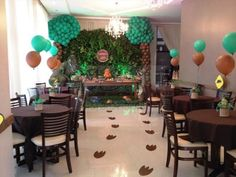 Dinosaur Birthday Party, 3rd Birthday, Birthday Parties, Birthday Ideas, Baby Dino, Shower Time, Jurassic Park, Party Time, Table Settings