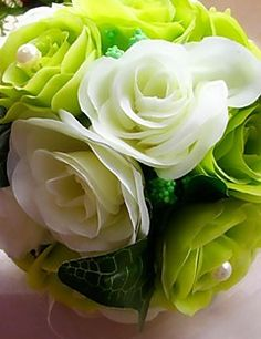 Wedding Flowers Round Roses Decorations. Get unbelievable discounts up to 70% Off at Light in the Box using Coupons.