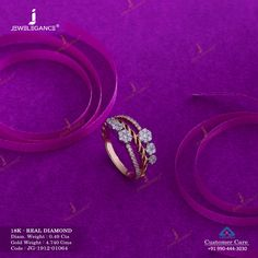 Classic Charming and Conventional Ring for you. Gold Chain Design, Gold Ring Designs, Gold Jewelry Simple, Gold Rings Jewelry, Couple Ring Design, Rose Gold Promise Ring, Gold Finger Rings, Antique Jewellery Designs, Jewelry Design Earrings
