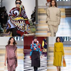 Quilted is your friend / #trends at Milano Fashion Week A/W 2018