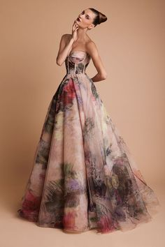 Rani Zakhem - Haute couture - Automne-hiver 2013-2014. Love this!