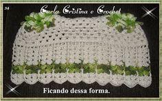 Carla Cristina & Crochet: PAP - Capa Caixa Acoplada