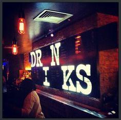 Ask London: A night out. #RulesOfLondon