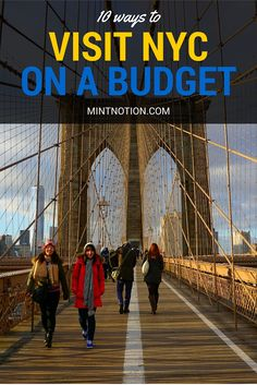 10 ways to visit New York City on a budget. I saved SO much money on my New York…