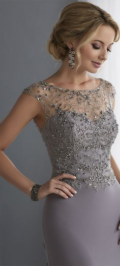 Party Dresses With Sleeves, Mob Dresses, Wedding Dress Sleeves, Fashion Dresses, Mother Of Groom Outfits, Mother Of The Bride Dresses Long, Mothers Dresses, Formal Dresses For Weddings, Elegant Dresses