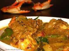 Crab Varutharachathu