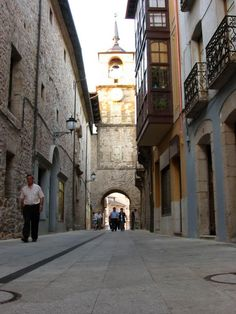 Walking 20K a day for 40 days from Roncesvalles to Santiago de Compostela - the pilgrims life for me!  Camino Pilgrimage