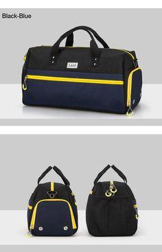 46c1cd3deb7d Capra Leather Duffle Bag 35L for Men