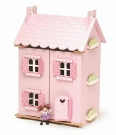 BARGAIN BASEMENT ITEM Le Toy Van My First Dreamy Dollhouse WAS $207.00 .... NOW $159.95