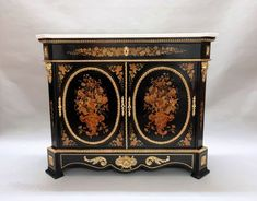 French Sideboard, Antique French Furniture, Mahogany Color, Cabinets For Sale, Antique Cabinets, Antiques For Sale, Marquetry, Antique Photos, French Art