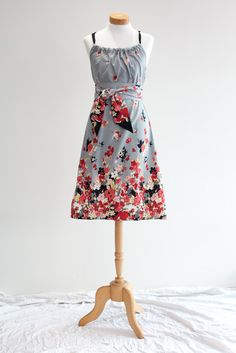 Windowbox dress