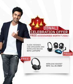 Discounts - Diwali Offers In Mumbai on Mobiles, Laptops, Clothes Usb Speakers, Wireless Headset, Diwali Celebration, All In One, Celebrities, Mobiles, Mumbai, Laptops, Big