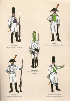 ----------------------------------------------------------------------------------------------------------------- ... Empire, Spanish Projects, Army Uniform, Mystery Of History, Spain And Portugal, Napoleonic Wars, 19th Century, Military, Memes